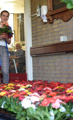 Gerbera voor Verzorgers Catharina Gasthuis